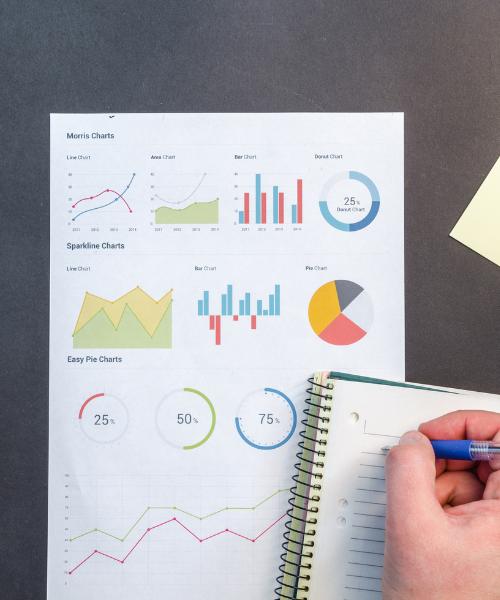 売上管理や経営分析が便利に!CSV出力でエクセルでも管理可能